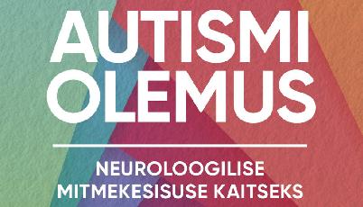 Autismi Olemus -kirjan kansi